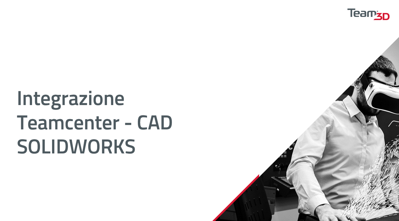 integrazione teamcenter solidworks